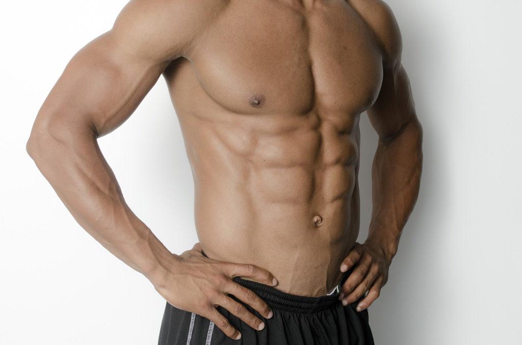 【短期】自宅でできる効果的に腹筋を割るやり方!腹筋の構造編