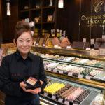 佐野恵美子のチョコ専門店はどこ?通販はできる?経歴や父についても!